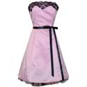 Show details for pink lace dress,pink dresses for juniors,pink dresses for girls