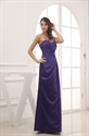 Show details for Dark Purple Bridesmaid Dresses Long,Purple Bridesmaid Dresses With Purple Flowers