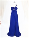 Show details for Royal Blue One Shoulder Prom Dress,Royal Blue Dresses For Women