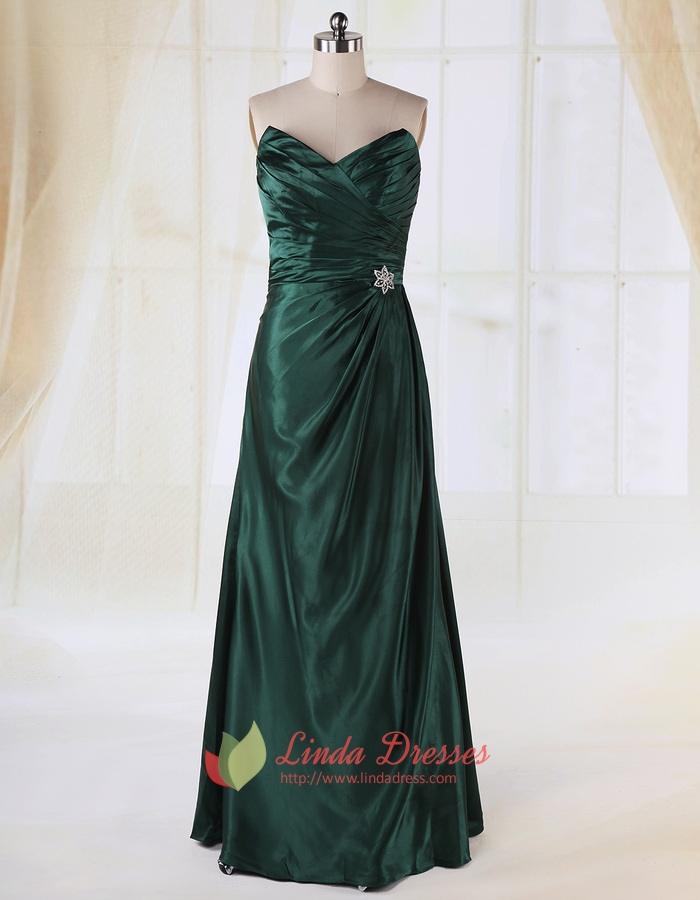 Emerald Green Dresses For Womendark Emerald Green Bridesmaid