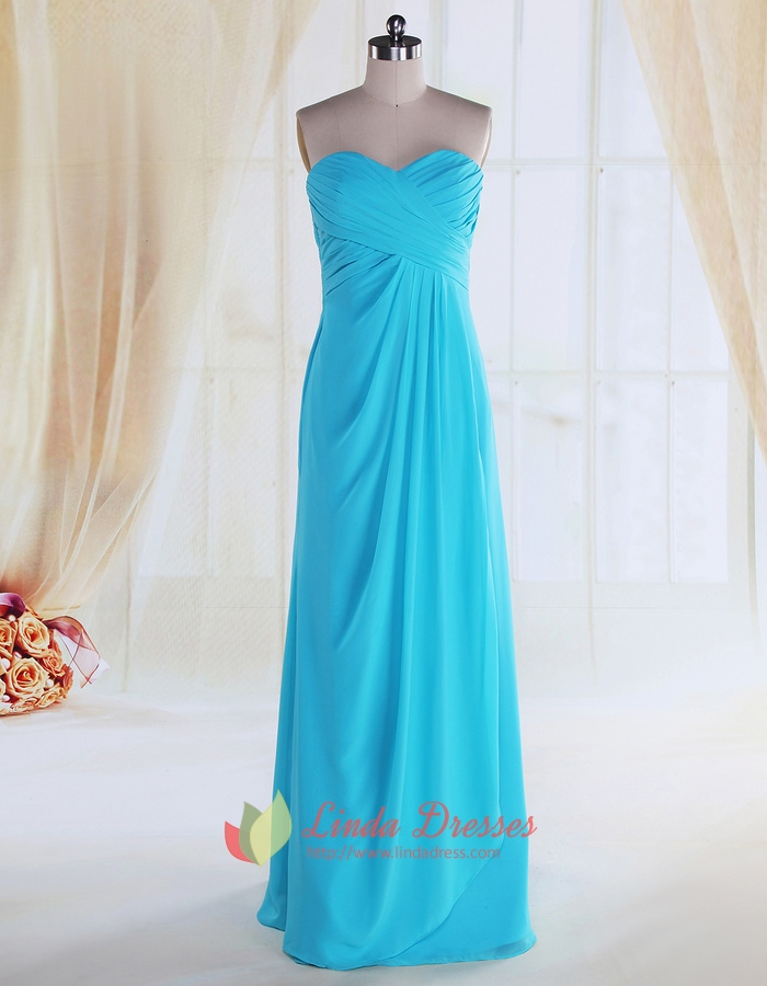 Turquoise Bridesmaid Dresses For Beach Wedding Dress Guest