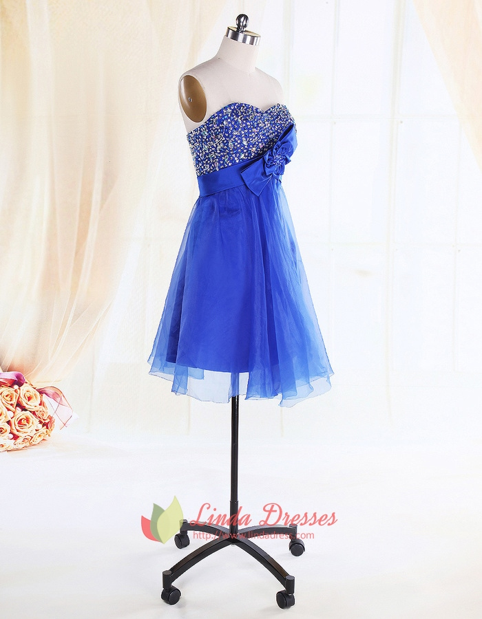 Royal blue clothes for women