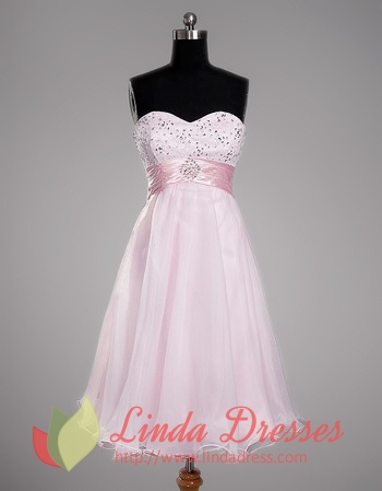 Blush Pale Light Pink Cocktail Dress,Pink Cocktail Dresses For Juniors