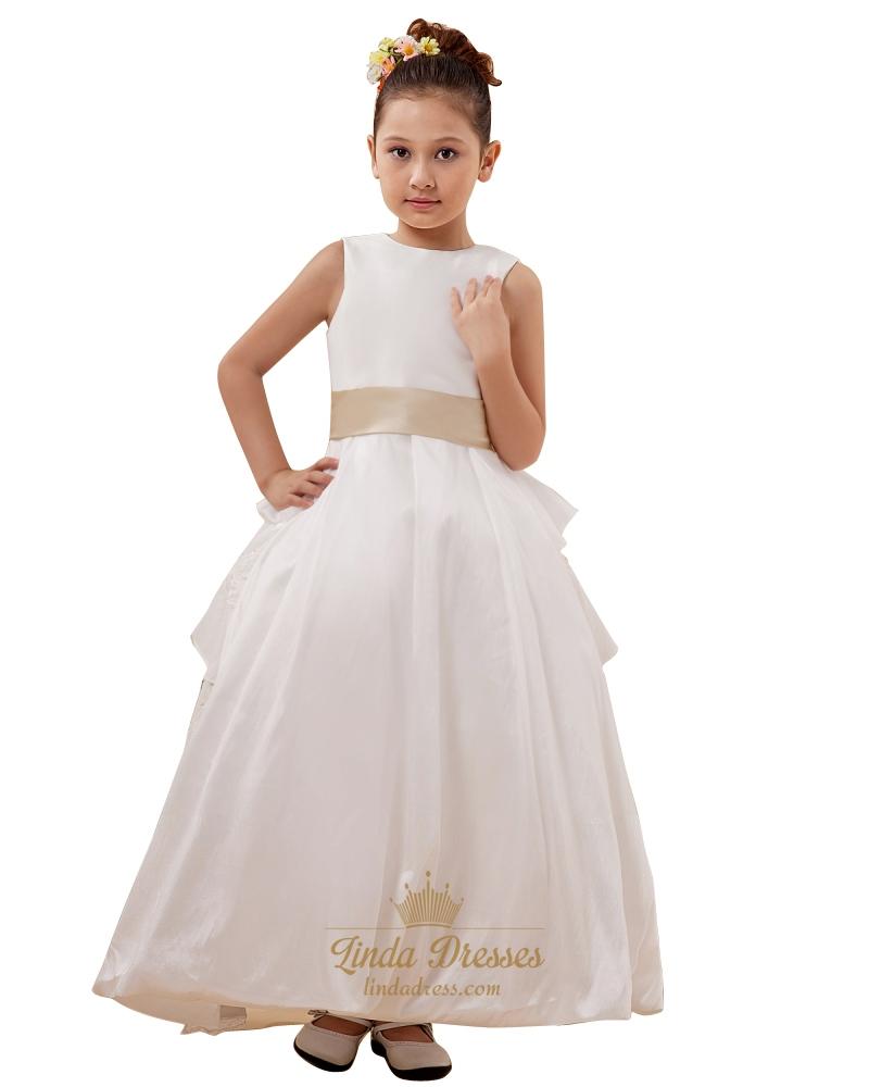 Taffeta flower girl dresses flower girl dresses taffeta flower girl dresses 15 izmirmasajfo