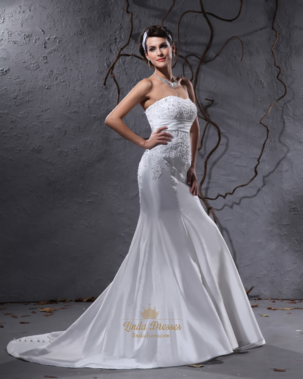 Why Are All Wedding Dresses Strapless 49