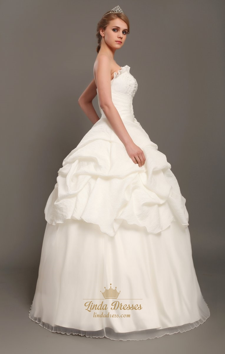 Pick Up Wedding Dresses - Discount Wedding Dresses