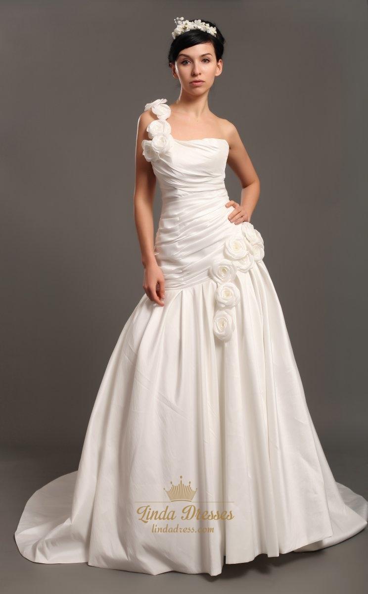 Wedding princess dress photo