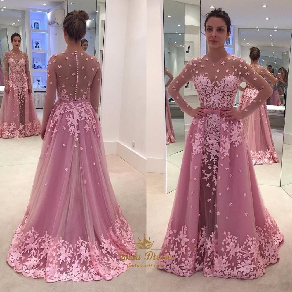 Embellished Formal Dresses