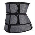 Show details for Neoprene Rubber Waist Training Cincher Body Shaper Sports Corset