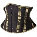 Show details for Camouflage Steel Boned Waist Training Cincher Court Royal Corset