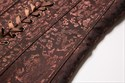 Show details for Brown Jacquard Overbust Body Shaper Court Royal Corset