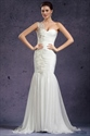 Show details for One Shoulder Mermaid Wedding Dresses 2021,Mermaid Wedding Dresses With Sweetheart Neckline And Lace