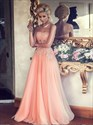 Show details for Strapless Sweetheart Corset Bodice Long Prom Dress With Tulle Skirt