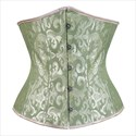 Show details for Jacquard Embroidery Waist Training Cincher Shaper Corset